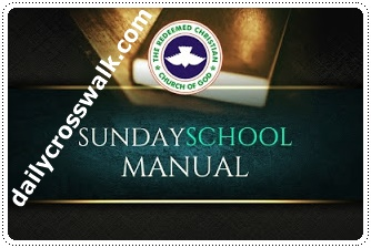 Where To Find Sunday School Manual In Nigeria