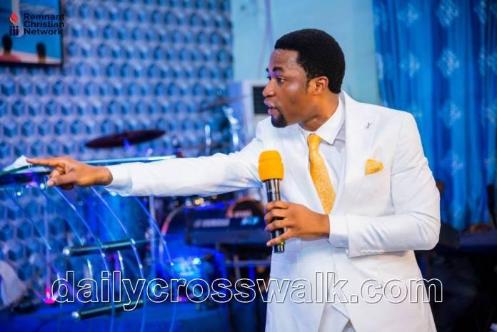 Apostle Michael Orokpo biography