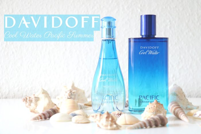 DAVIDOFF COOL WATER PACIFIC SUMMER EDITIONS 2017