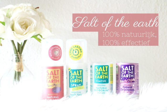 DE BESTE DEODORANT EVER! | SALT OF THE EARTH