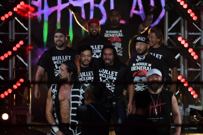 NJPW: Jay White and the remarkable staying power of Bullet Club