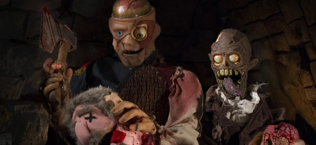 Watch the Trailer for FRANK & ZED, the Gory Puppet Horror Movie Making its  World Premiere at the Nightstream Film Festival - Daily Dead