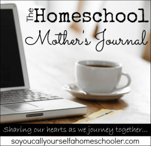 Weekly Wrap-Up/Homeschool Mother's Journal