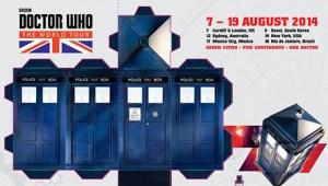 FREE Printable TARDIS