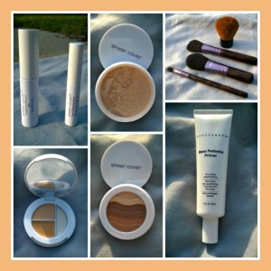 Sheer Cover Studio Makeup Review