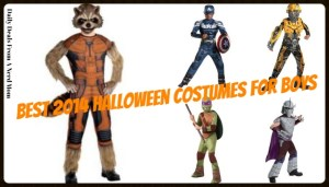 Best 2014 Halloween Costumes for Boys