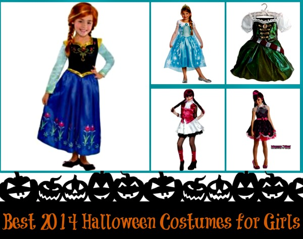 Best 2014 Halloween Costumes for Girls
