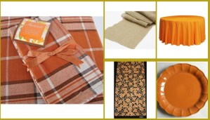 Fall Tablescape Ideas (Part One): The Basics