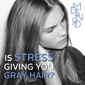 Are You Stressing Yourself Gray?