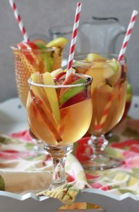 Winter White Sangria Recipe