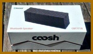 Coosh Bluetooth Speaker Review