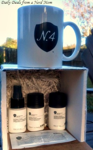 Number 4 High Performance Hair Care Gift Set Review