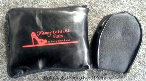 Fancy Foldable Flats Review