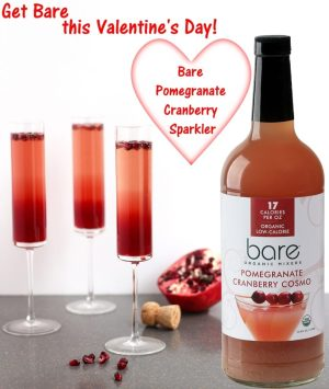 Bare Pomegranate-Cranberry Sparkler Recipe