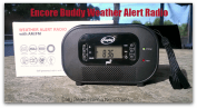 Encore Buddy Weather Alert Radio