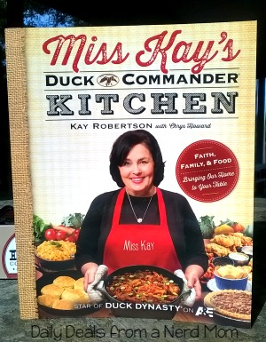 Miss Kay's Duck Commander Kitchen cookbook