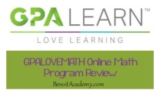 GPALOVEMATH Online Math Program