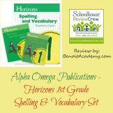 Horizons Spelling and Vocabulary