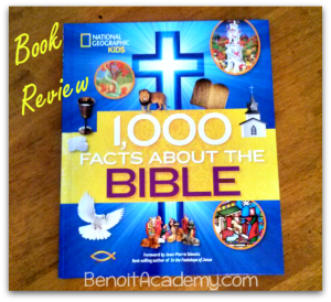 National Geographic Kids: 1,000 Facts About The Bible Book Review