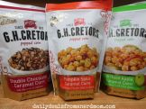 New Limited Edition Fall-Flavored Popcorns from GH Cretors‏