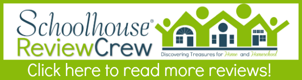 Read more reviews from the Schoolhouse Review Crew!