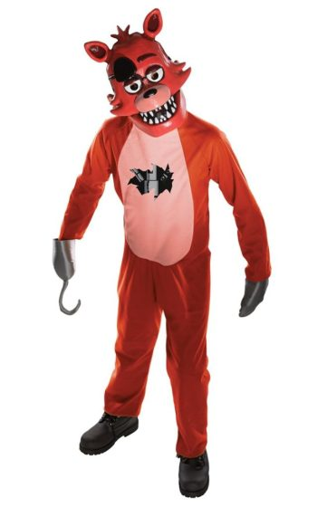 Five Nights at Freddy's Foxy Costume