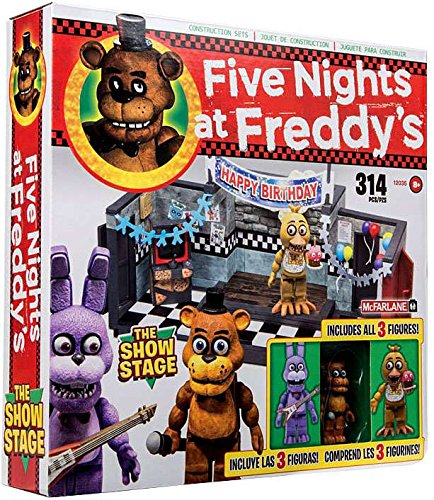 Five Night's At Freddy's The Show Stage