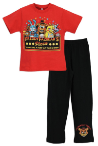 Character Boys' Five Nights at Freddy's Pajamas