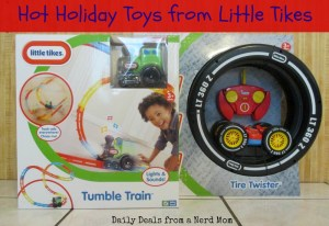 Hot Holiday Toys from Little Tikes