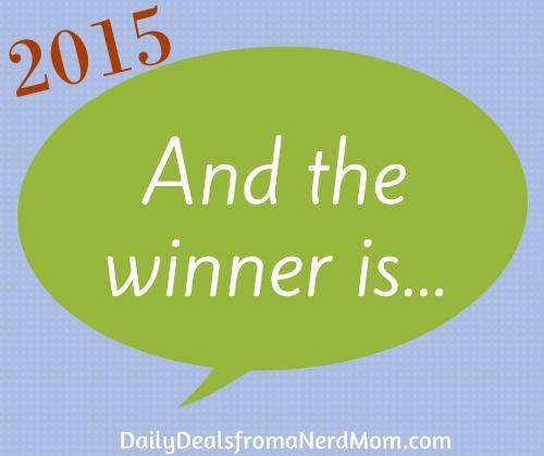 2015 Winners Page