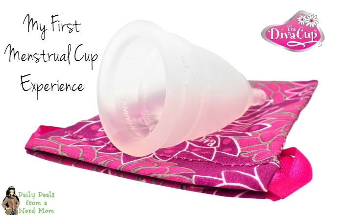 My First Menstrual Cup Experience - The DivaCup