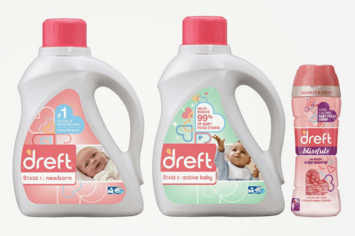 Protect Sensitive Baby Skin With Dreft