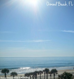 My Mother's Day & Birthday Surprise on Ormond Beach