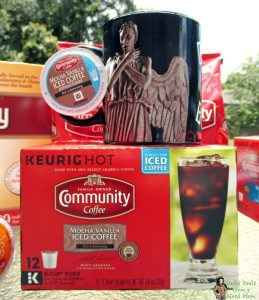 Cool Off This Summer With Community Iced Coffee | #CommunityCoffee