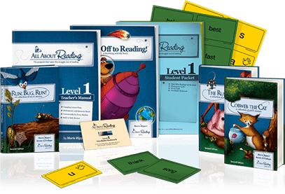 All About Reading Level 1