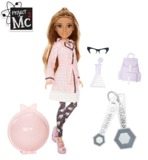 Project Mc2 Experiments with Dolls- Adrienne's Bath Fizz