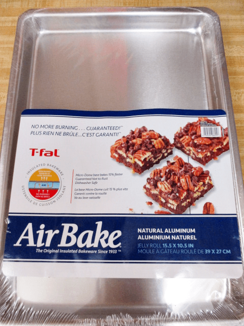 T-fal AirBake Natural Jelly Roll Pan