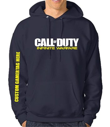 Call of Duty Infinite Warfare Custom Hoodie