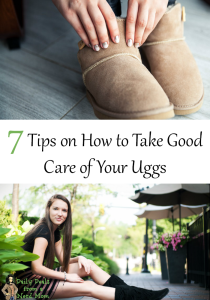 7 Tips on How to Take Good Care of Your Uggs