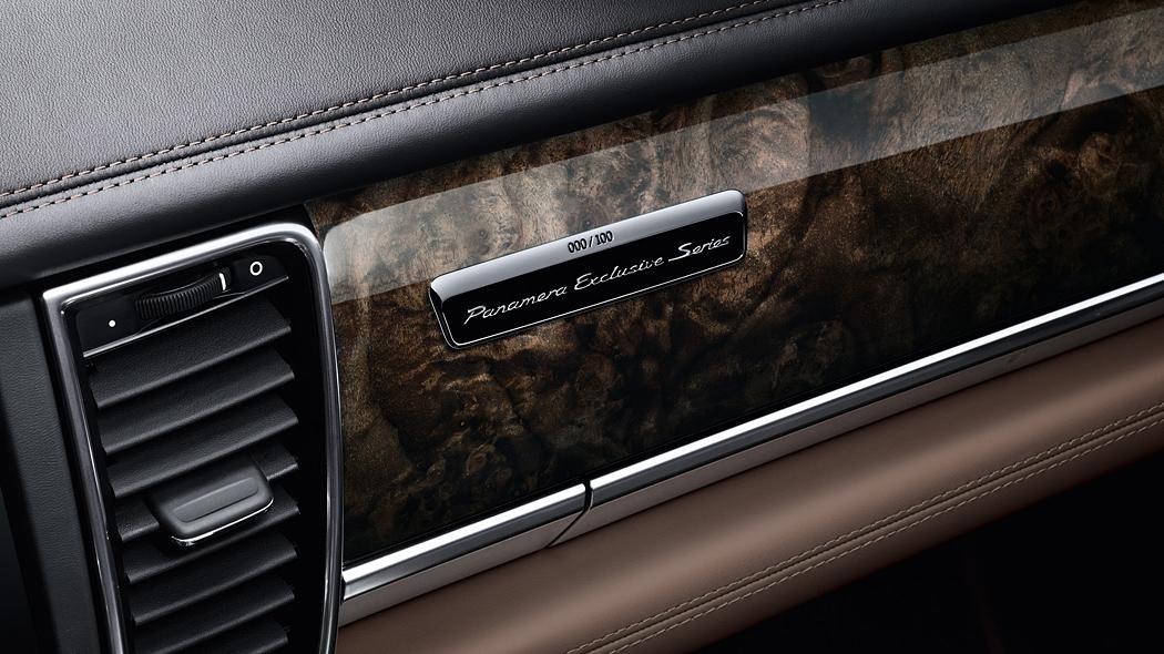 Panamera Special Edition 2015