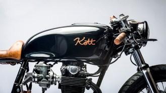 Kott Motorcycles Custom Bike