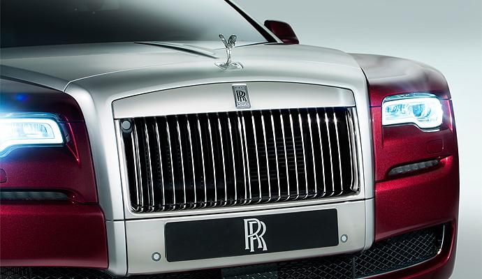 Rolls-Royce Ghost Serie II