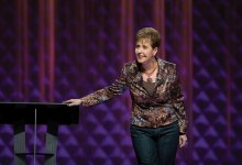 Photo of Joyce Meyer Devotional 23rd September 2020 – Let Your Tears Flow