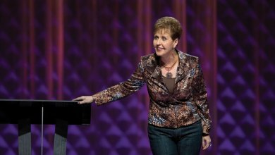 Joyce Meyer Today Devotional 3rd December 2020 - Led by the Spirit