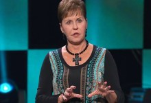 Photo of Joyce Meyer Daily Devotional 21st September 2020 – Free To Fly