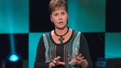 Joyce Meyer Devotional 19th November 2020, Joyce Meyer Devotional 19th November 2020 – God Does Not Reject You