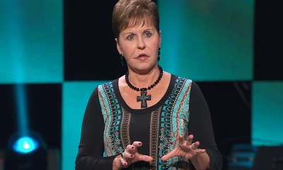 Joyce Meyer Devotional 17th September 2020, Joyce Meyer Devotional 17th September 2020 – Let Him Carry You