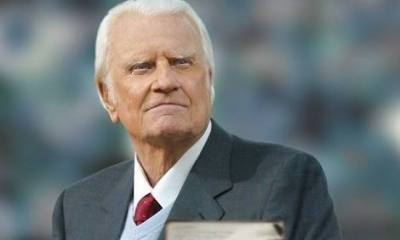 Billy Graham Devotions 27 March 2019