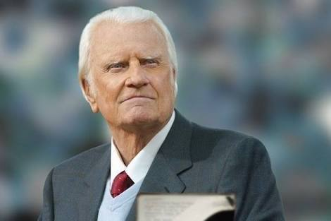 Billy Graham Devotions 27 May 2019