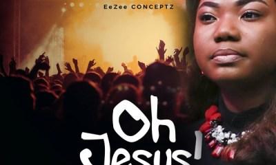 Mercy Chinese - Oh Jesus (Video+Audio) Lyrics